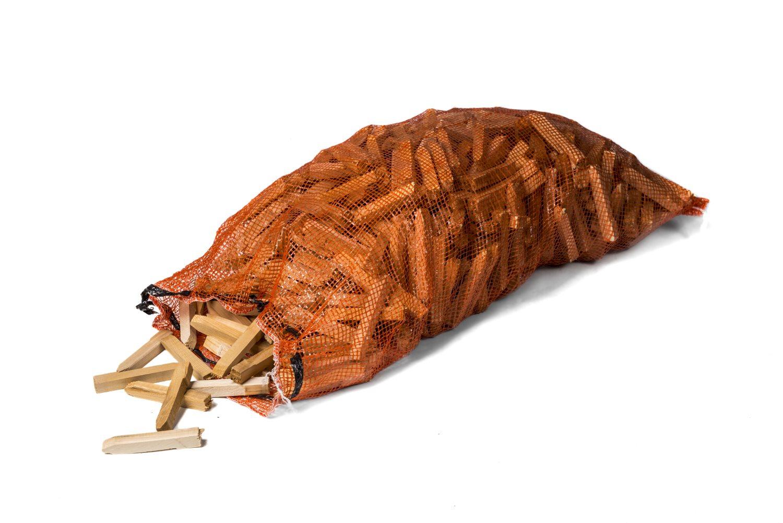 Practical bag, 500 pre-cut tie plugs